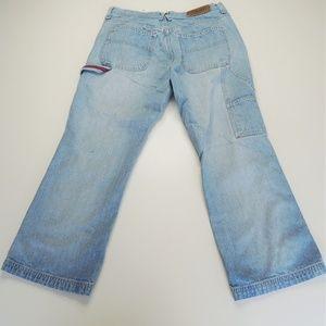 Vintage Tommy Hilfiger Roc Roc Capri Crop Jeans